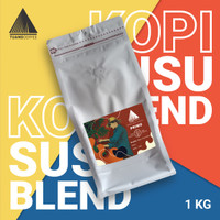 Roasted Bean 1kg - Primo Blend