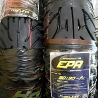 paket ban motor murah tubles ring 14 80/90 & 90/90