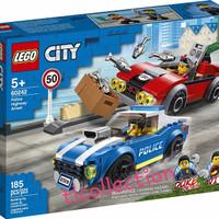 Sale! LEGO City Police Highway Arrest 60242. Original!