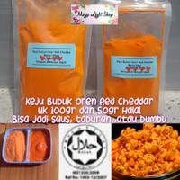 Keju Cheddar bubuk keju Kerry Chez Tone Cheese powder Halal Saus Keju