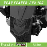 Rear Fender Cover Pcx 160/Hayaidesu/Rubber Karet/Aksesoris Honda Pcx