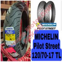 120/70-17 Michelin Pilot Street Ban Motor Ring 17 Tubeless