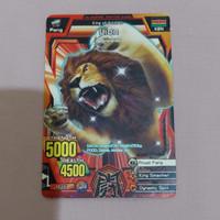 kartu animal kaiser lion (king of animal) S2