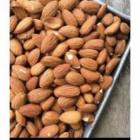 Kacang Almond Panggang 1 Kg ||| Roasted Almond Panggang Blue Diamond