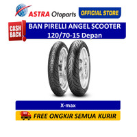 Ban Pirelli Angel Scooter 120/70-15(Depan) untuk Yamaha X-Max (2770400