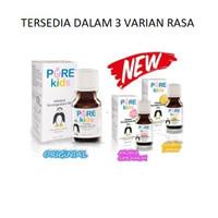 Purekids Pure Kids Baby Inhalant Decongestant Oil Obat Hidung Sumbat
