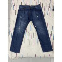 Celana Jeans Pria Nevada Original Navy