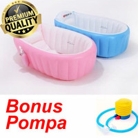 Bak Mandi Bayi pompa / Baby Bath Tub