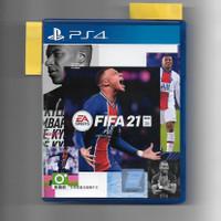 Kaset PS BD game PlayStation PS4 second FIFA21 FIFA 21