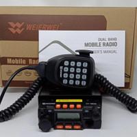 RADIO RIG WEIERWEI UV-9800 DUA BAND ORIGINAL