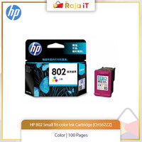 HP 802 Small Tri-color Ink Cartridge [CH562ZZ]