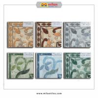 Milantiles Florence Series 16,5x16,5 Lis Keramik Plint Dekoratif