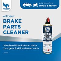 Willbern Brake Parts Cleaner - 500ml