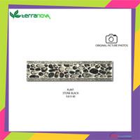 Plint List Keramik dinding STONE uk 9.8x40 cm /pcs