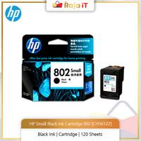 HP 802 Small Black Ink Cartridge [CH561ZZ]