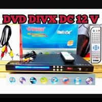 dvd player divx dc 12v body besi mp4 mp3 mpeg dvd R/RE promo