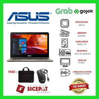 Laptop ASUS X441BA Amd A4-9125 Graphics r3 4/1TB [FREE GIFT]