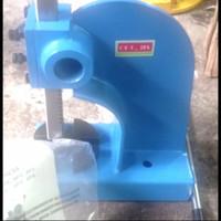 (ILV) manual arbor press 2 ton alat press manual