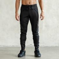 Atalon Tech Cargo Jogger - Celana Cargo Jogger Pants Training Gym Pria