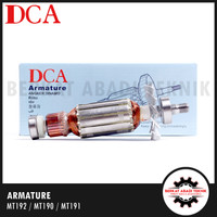 DCA Armature Angker MT 192 190 191 Mesin Serut Ketam Planer For Maktec