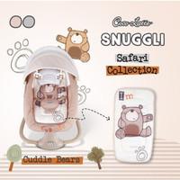 Ayunan Bayi Otomatis Cocolatte Weeler Baby Swing Snuggli