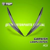 Garnish Honda PCX 150 TGP aksesoris motor variasi