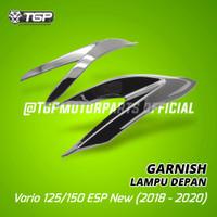 Garnish Vario 125 / 150 FI ESP Honda TGP Aksesoris Motor Variasi
