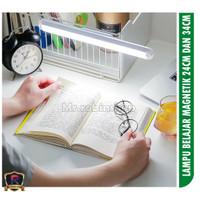 Lampu Belajar Led Magnetic / Lampu baca / lampu make up dan emergency