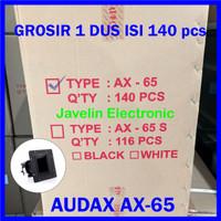 Grosir 1 dus Tweeter Audax Ax 65 / Speaker Audax AX65