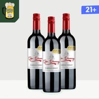 Cape Discovery Cabernet Merlot Wine 14% 750 ml