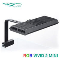 Chihiros RGB VIVID 2 Mini / Chihios vivid mini - Lampu Aquarium 60cm