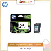 HP 703 Black Ink Cartridge [CD887AA]