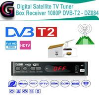 ANTENA TV DVB T2 - K2 SET TOP BOX SIARAN TV DIGITAL FULL HD 3D
