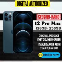 iPhone 12 Pro Max 2nd Second Like New 128GB 256GB 512GB