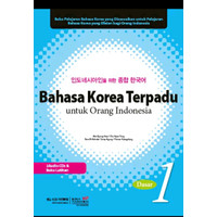 Bahasa Korea Terpadu Untuk Orang Indonesia / Bisa COD