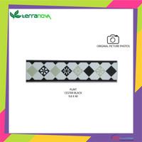Plint List Keramik dinding CESTAR uk 9.8x40 cm /pcs