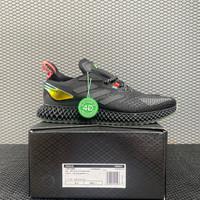 SEPATU SNEAKERS ADIDAS X9000 4D CORE BLACK SIGNAL PINK