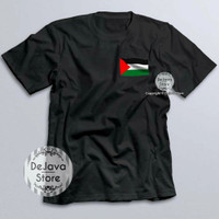 kaos baju distro palestina flag gaza - kaos palestina - palestin