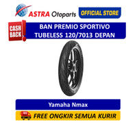 Aspira Premio Sportivo 120/70-13F Tubeless (Depan) (01-SPO-TL120/7013F