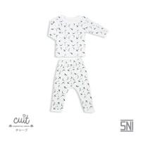 CUIT Setelan Anak Panjang Celana Panjang TAKA Series - GREEN, XL