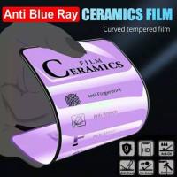 IPHONE 7 TEMPERED CERAMIC BLUE RAY / ANTI GORES LENTUR