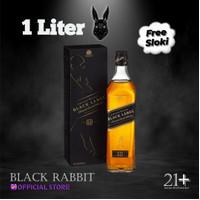 Johnnie Walker Black Label 1Liter