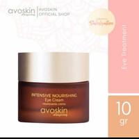 avoskin intensive nourishing eye cream 10gr