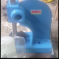 (KT) manual arbor press 2 ton alat press manual
