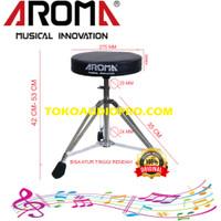 Aroma kursi drum bangku drum drum throne
