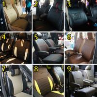 Sarung Jok Mobil Innova Otomotifku Bahan Myo Leather Berkualitas ORI