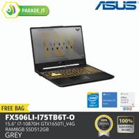 ASUS TUF FX506LI-I75TB6T-O(I7-10870H/GTX1650Ti_V4G/8G/512G/GRAY/OPI)