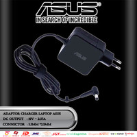 ADAPTOR Charger Original Asus X454 X454W X454WA X454WE 19V 2.37A ORI