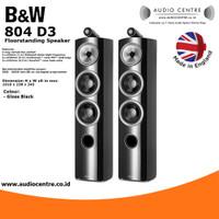 Bowers & Wilkins BW 804 D3 Floorstanding Speaker made in UK