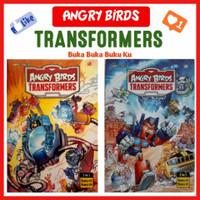 OBRAL BUKU : CERITA EDUTIVITY : ANGRY BIRDS TRANSFORMERS